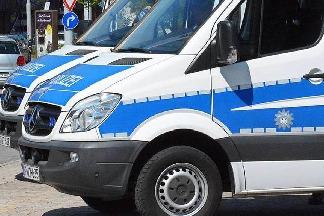 Darum stehen Polizisten vor dem Steigenberger-Hotel Lörrach