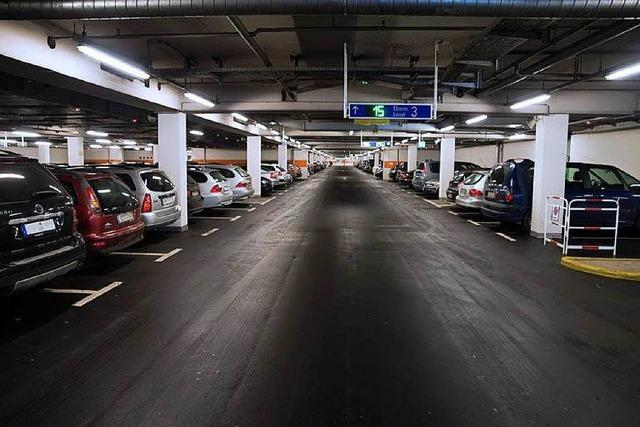 Parkplatzrempler in Lörrach muss Führerschein abgeben