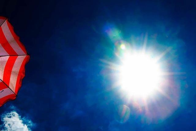 Tropennacht und Rekordhitze
