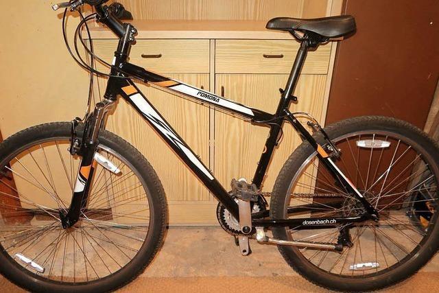 Dieb in Lörrach stiehlt teures Fahrrad und lässt billiges zurück