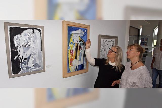 Seltene Einblicke in Picassos Werk