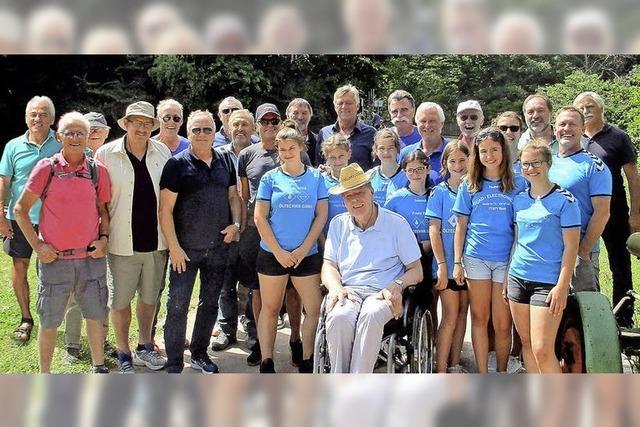 Weltmeister-Visite in Oberhausen