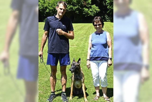 Leichtathletik für Mensch und Hund