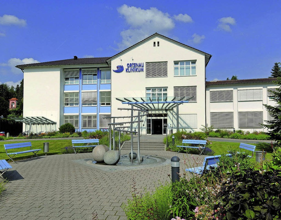 Das Klinikum Gengenbach   | Foto: Ortenau-Klinikum
