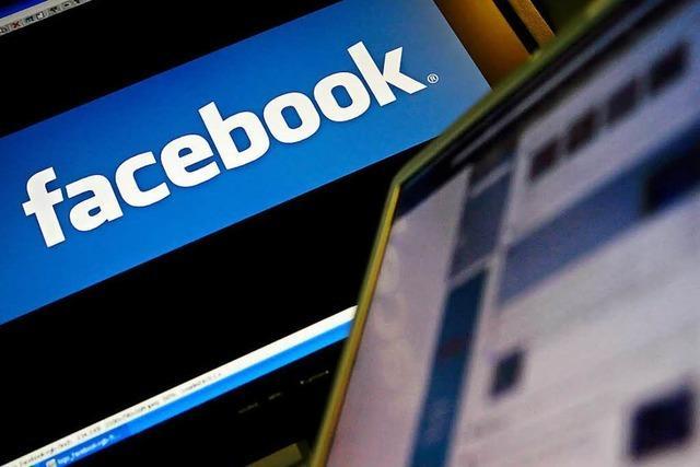 Regierungsfraktionen bringen Facebook-Gesetz auf den Weg