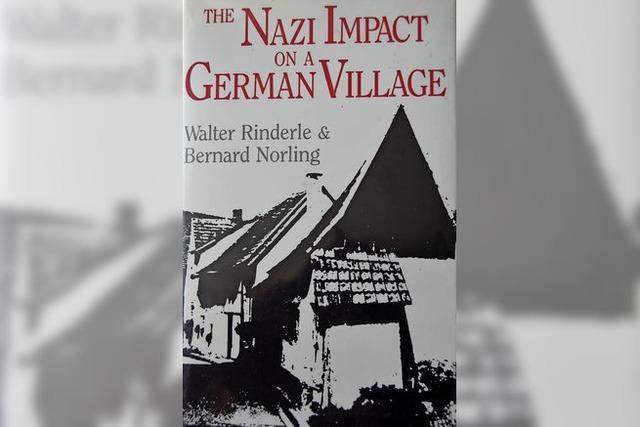 Aufarbeitung der Nazi-Herrschaft