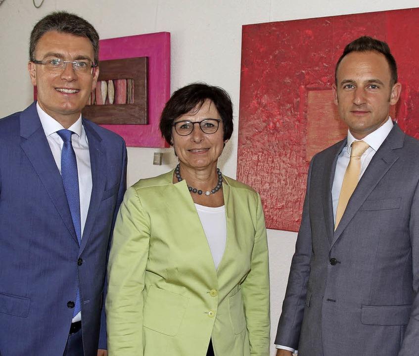 Turnusmäßig wechselt der WRO-Aufsichts...O-Geschäftsführer Dominik Fehringer.    | Foto: Roland Spether