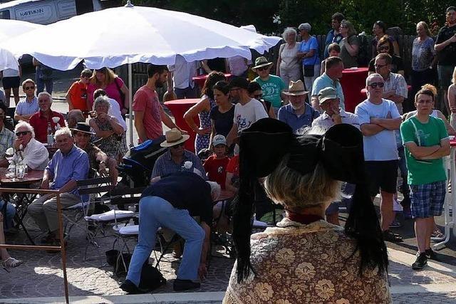 Jubiläumsdorf feiert zwei Tage