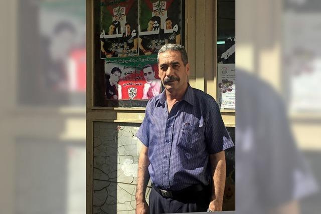 Blutige Rente für Palästinenser