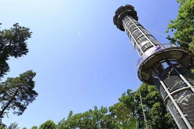 Schlossbergturm-Sanierung verzögert sich erneut