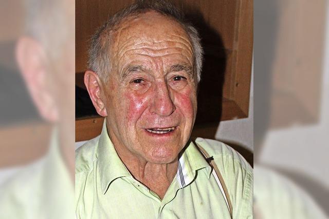 De Lenze-Peter wird 90