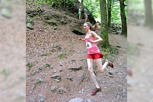 Der X-Trail-Run in Breitnau: Deutschlands härtester Halbmarathon