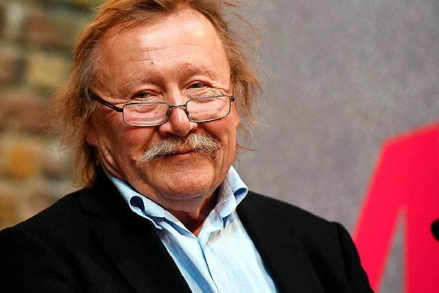 Umstrittener Philosoph: Peter Sloterdijk wird 70 Jahre