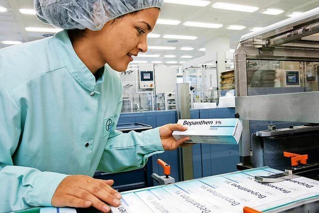 Bayer will in Basel weiter wachsen