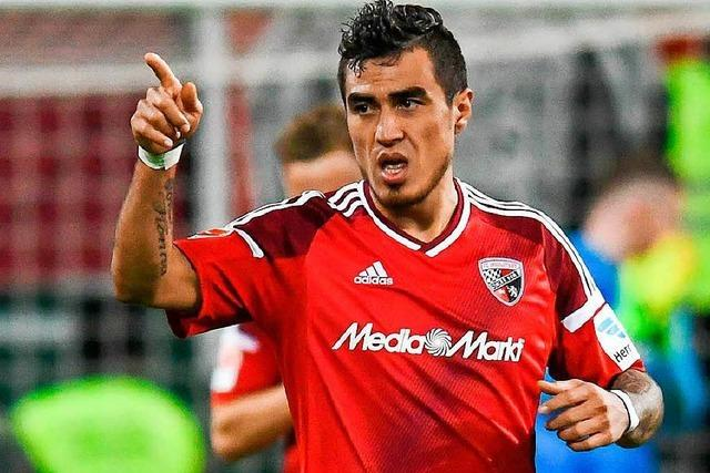 Ingolstadt will Lezcano nicht gehen lassen