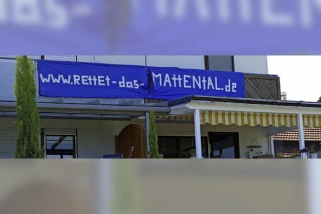 Mattental-Initiative zieht Kreise