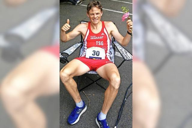 Der Ultra-Marathonmann