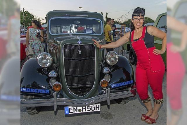 Treffen von US-Cars im Europa-Park
