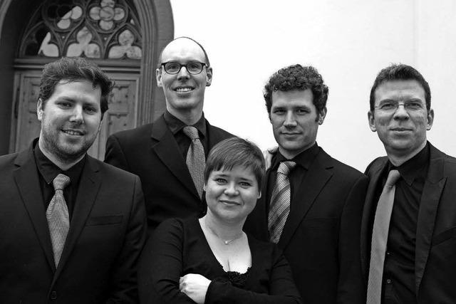 Ensemble Capricornus in Ettenheim