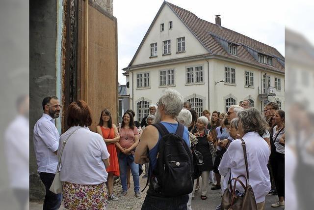 Rundfahrt zum Tag der Architektur im Kreis Lörrach