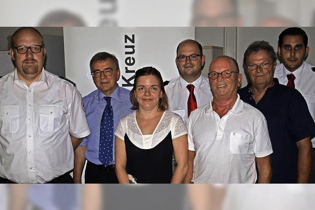 Kreisverband des Roten Kreuzes Lörrach zieht Bilanz