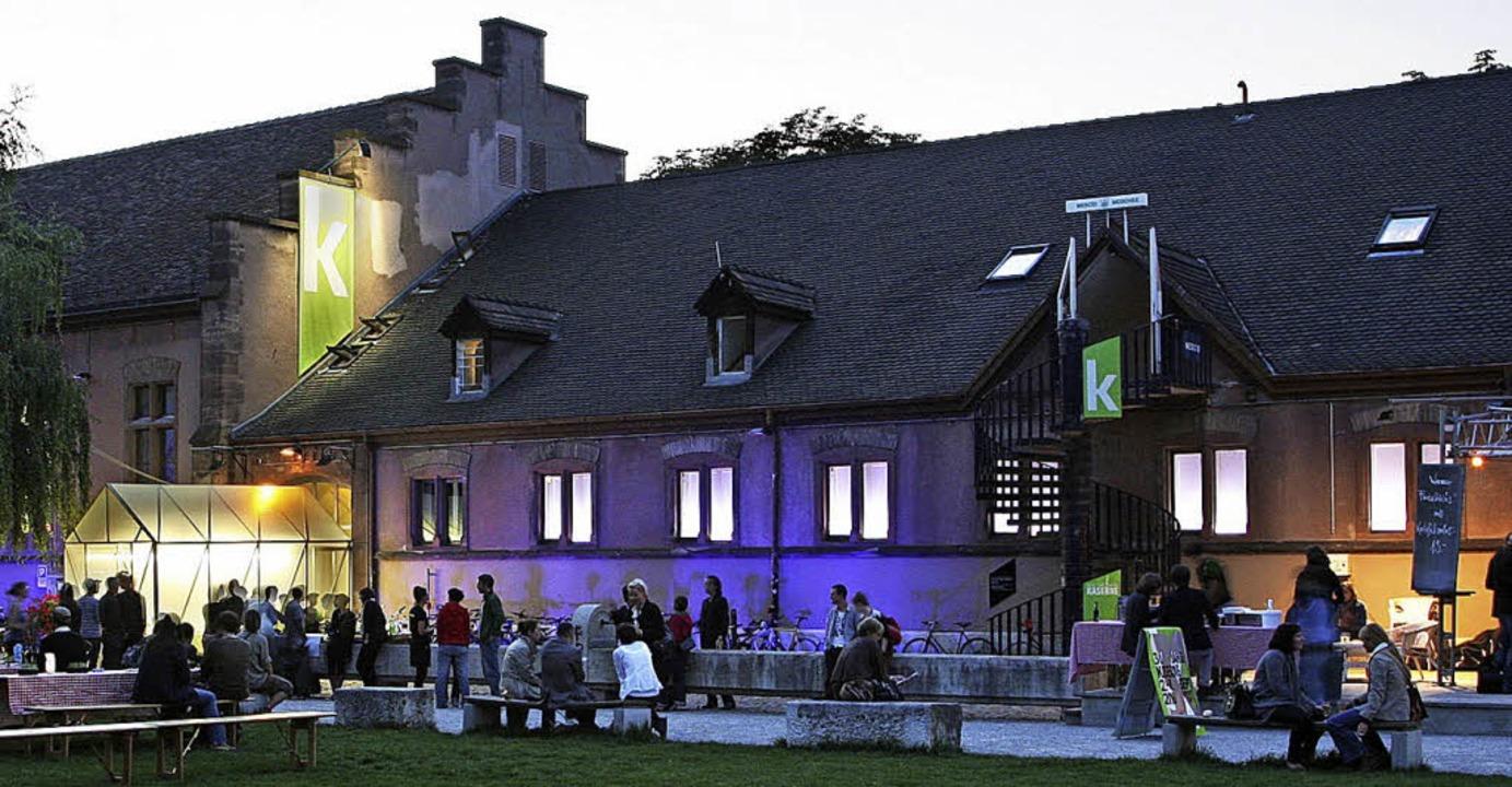 Die Kaserne wird bisher auch von Baselland unterstützt.  | Foto: Ettlin