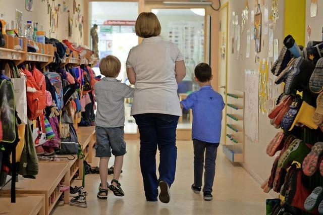 Elternbeiträge für Kitas in Bewegung