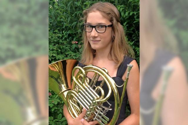 NACHGEFRAGT: Mit dem Horn im Trio