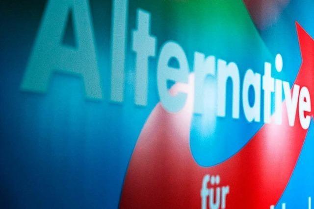 AfD sagt Kundgebung in Offenburg ab – angebotene Plätze gefallen nicht