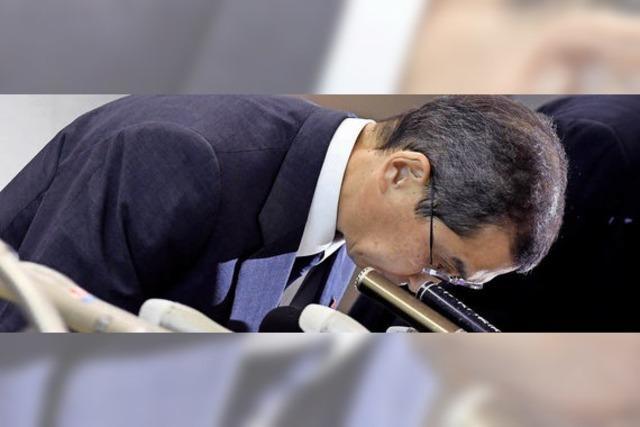 Insolvenz von Takata ist eine der größten Firmenpleiten in der Geschichte des Landes