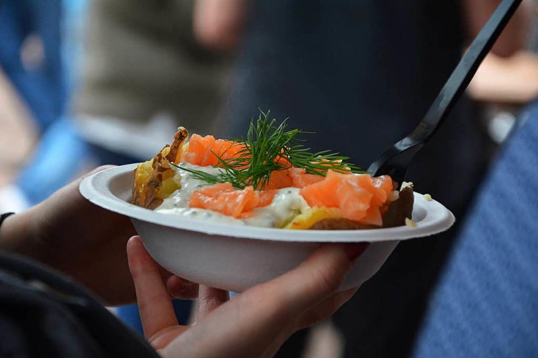 Frisch schmeckt    Foto: Barbara Ruda