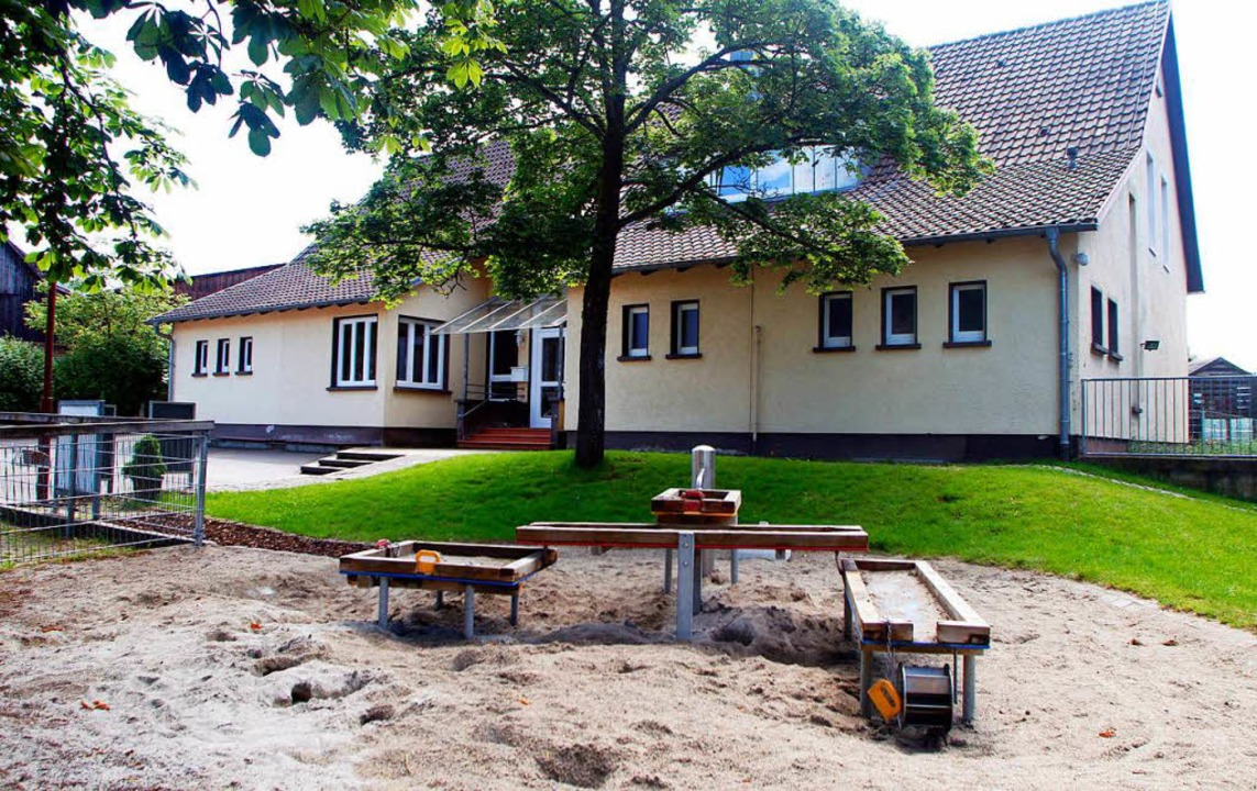 Einer der drei Kindergärten in Seelbach: St. Elisabeth in Wittelbach    Foto: Heidi Foessel