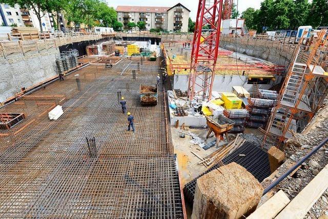 In Freiburg werden nur 30 Prozent der benötigten Wohnungen gebaut