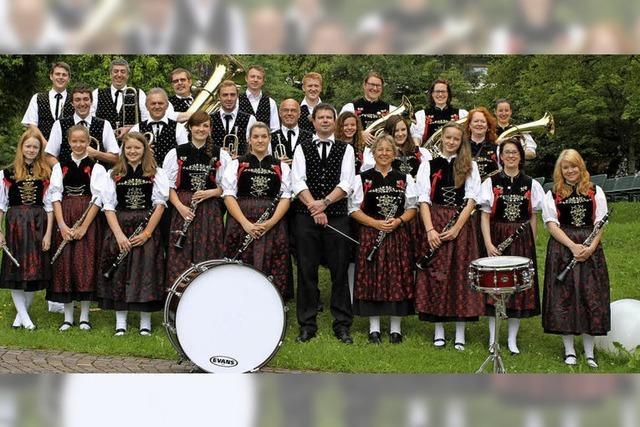 Veranstalter:Trachtenkapelle Höchenschwand, MV Oberwihl, Soundstoff, Robert Payers Burgenlandkapelle und andere. In Höchenschwand
