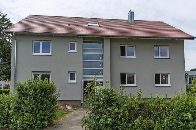 Lehrerhaus jetzt Heim für Flüchtlinge