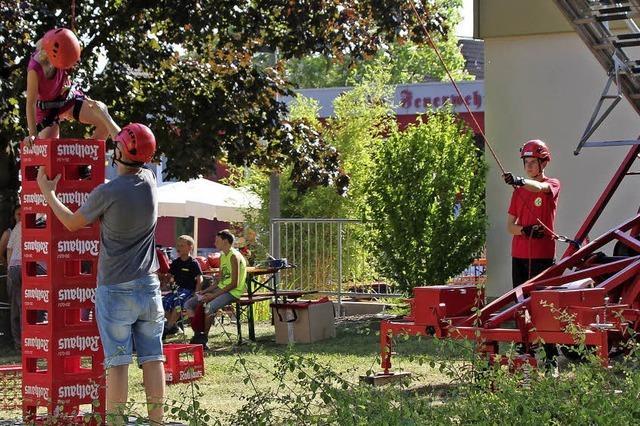 Johannihock der Feuerwehr hat eine lange Tradition