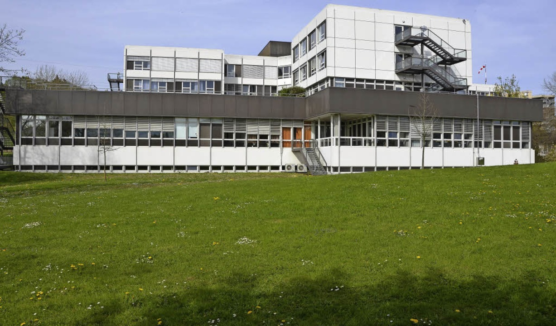 Rund ums Spital sieht das Demografie-S... Gesundheitsbereich in Bad Säckingen.   | Foto: Felix Held