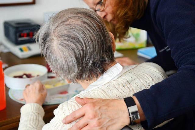 Diakonie Lörrach bietet psychologische Beratung für Menschen ab 65