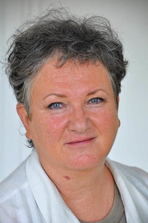 Renate Schwedes  | Foto: Daniel Gramespacher