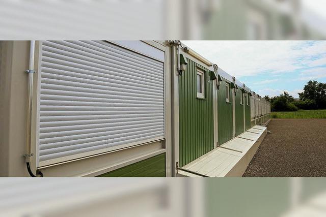 Stadt will Containermodule kaufen