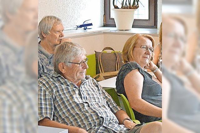 Wie war's bei der politischen Diskussion der AWO in Rheinfelden?