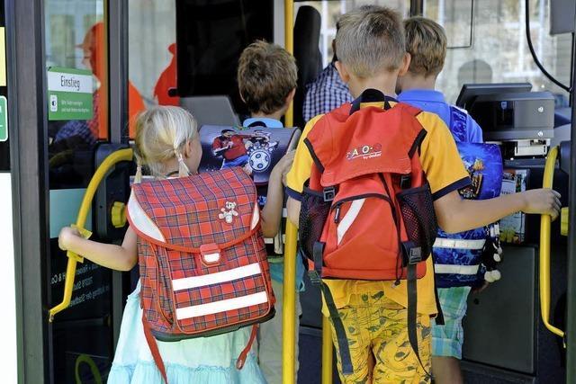 Die VAG-Buslinie 21 soll in Horben durch Großraumtaxis ersetzt werden