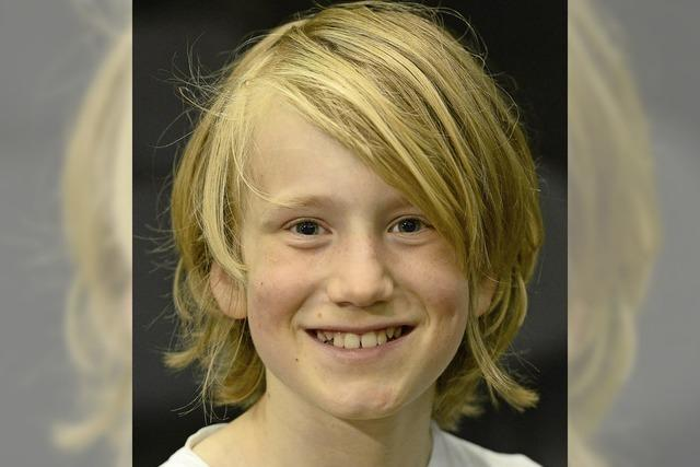 Drei Talente aus dem Kinder- und Jugendchor des Theater Freiburg