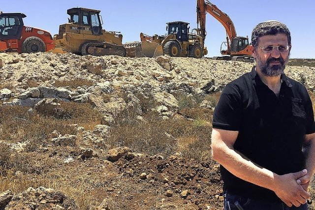 Erstmals seit 25 Jahren entsteht eine neue jüdische Siedlung im Westjordanland