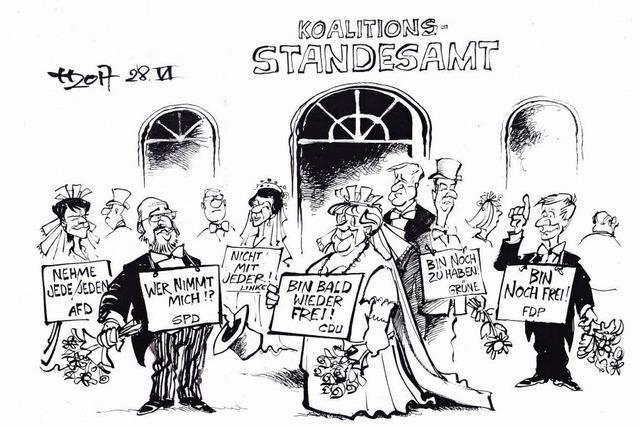 Ehe für alle!