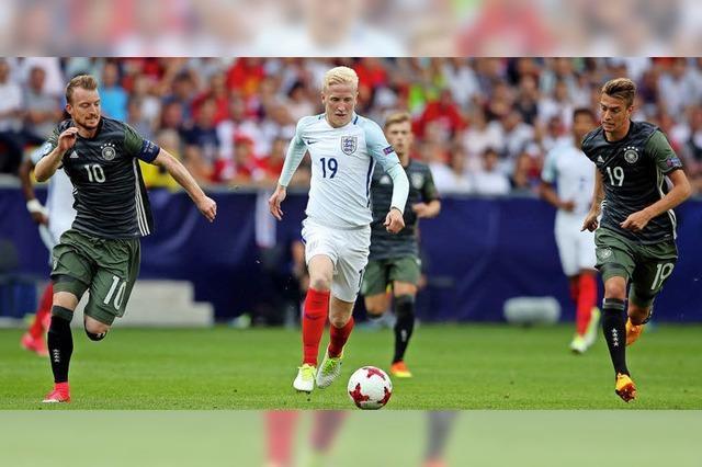 Deutsche U21 erreicht das EM-Finale