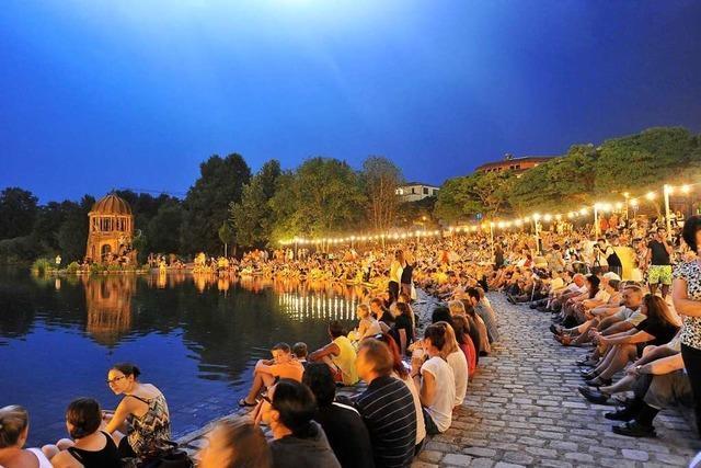 Das Seefest am Seepark kommt zurück