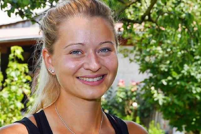 Kim-Lucy Rutz aus Kiechlinsbergen ist Badische Weinprinzessin
