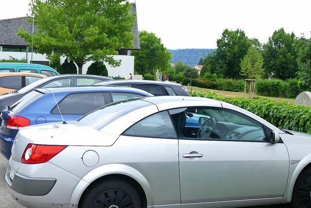 Trauergäste in Rheinfelden-Herten bekommen Knöllchen