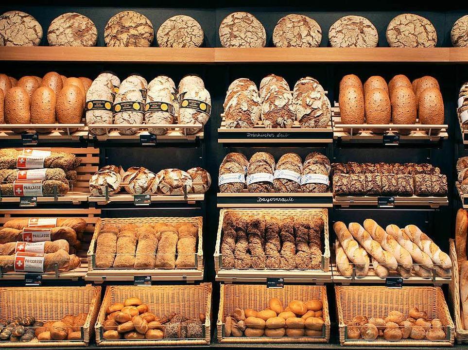 Ziel war eine Bäckereifiliale (Symbolbild).  | Foto: dpa